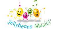 Jellybeanz Music logo slide