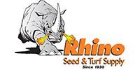 Rhino logo slide