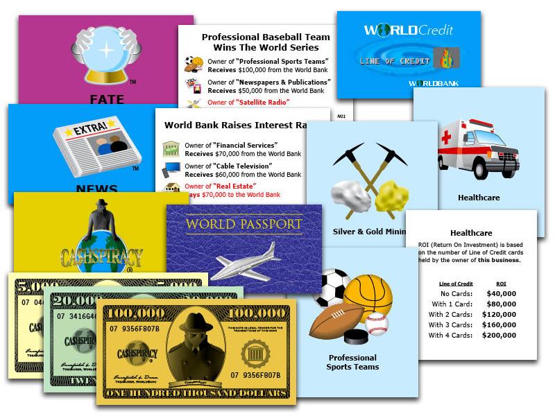 Cashspiracy-Cards