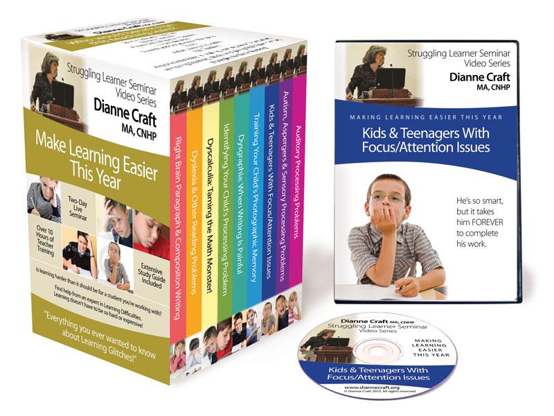 Craft-DVD-set