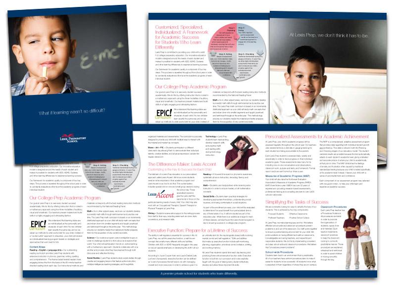 Lexis-Brochure