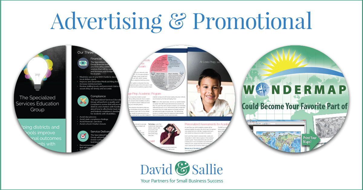 Advertising & Promotional