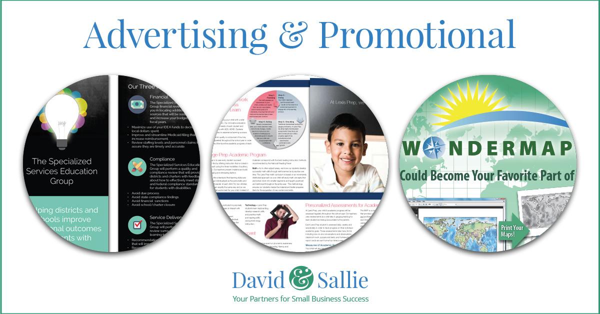 Advertising & Promotional