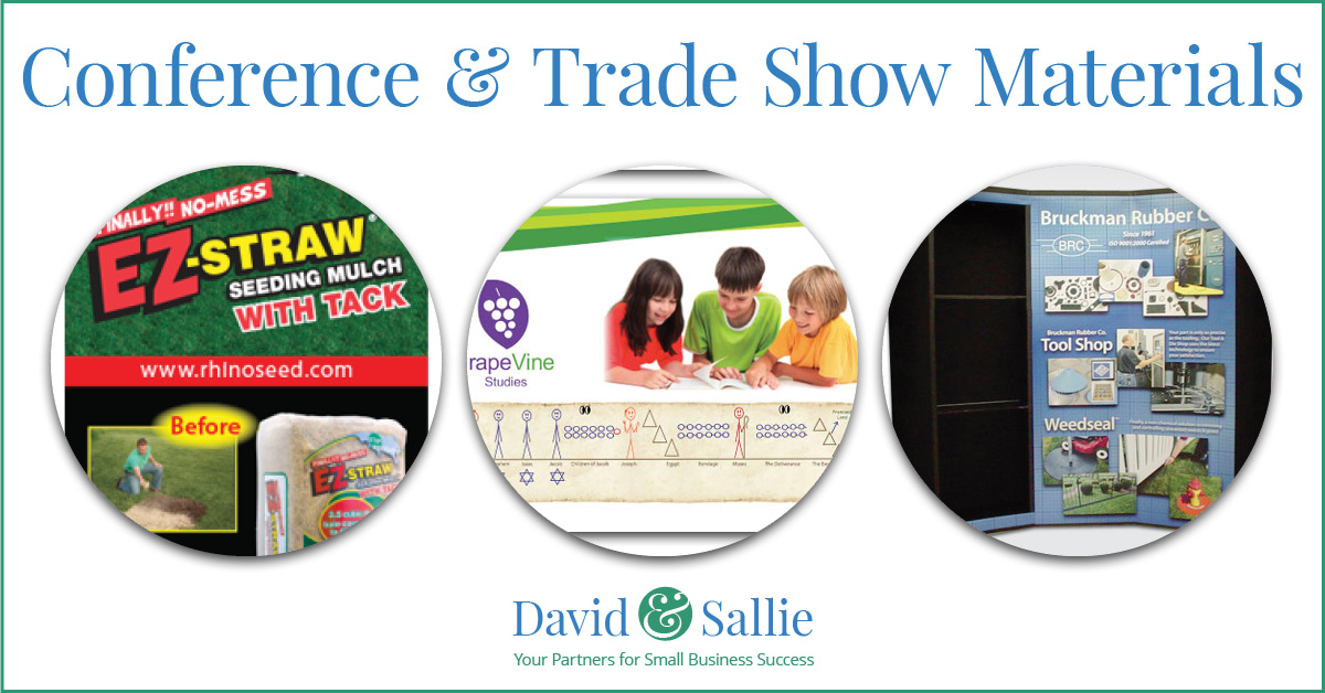 Conference & Trade Show Materials