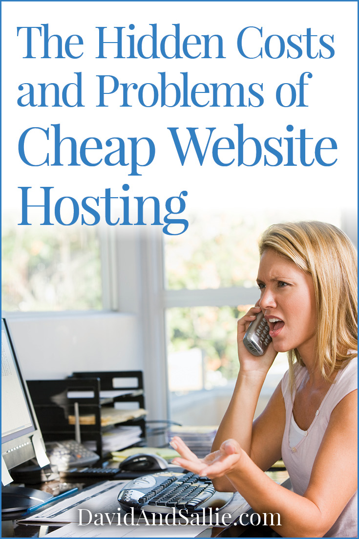 The Hidden Costs and Problems of Cheap Website Hosting PIN