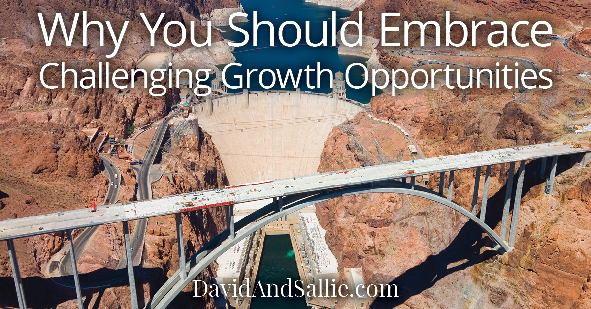 Why You Should Embrace Challenging Growth Opportunities