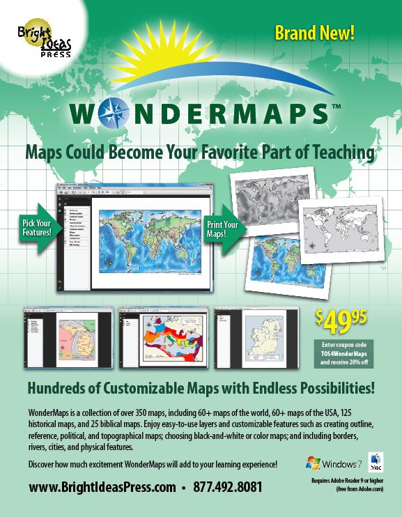 WonderMaps Ad
